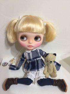 *sayuli* カスタム ブライス Blythe Doll_画像3