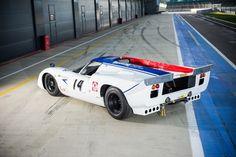 Lola T70 Le Mans - Steve McQueen