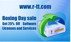 Boxing Day Sale Get 25% off software licenses and services