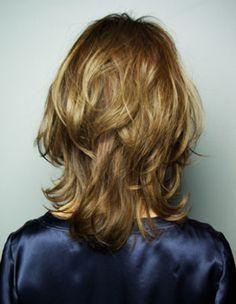 アフロート ルヴア☆ダイアモンドシルエットのミディアムヘア | 新宿の美容室 AFLOAT RUVUAのヘアスタイル | Rasysa(らしさ)