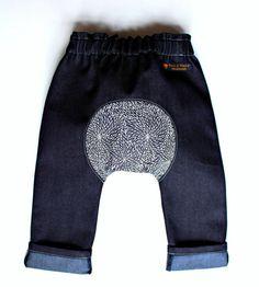 PAID: Denim skinnyJeans Kinder Hose von PaulandPaulaShop auf Etsy