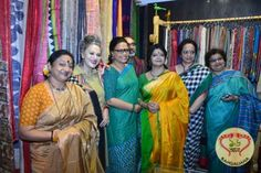 Singer Lopamudra Mitra's boutique Protha launched; Handpicked Sarees from all over India make for a Unique Collection  http://fashion.sholoanabangaliana.in/singer-lopamudra-mitras-boutique-protha-launched-handpicked-sarees-from-all-over-india-make-for-a-unique-collection/