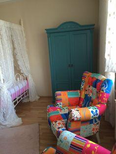 Ev Gezmesi - Oturma odasından çocuk odasına dönüşüm ve salon yenileme çalışmamız!