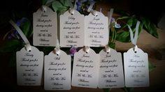 #wedding #firstmealtags #weddingtags #thankyoutags #ivory #ourfirstmealasmrandmrs #customisedbysharon #madewithlove www.facebook.com/customisedbysharon www.etsy.com/shop/customisedbysharon www.customised-by-sharon.co.uk