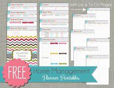 about Control Journal/Organization printables on Pinterest   Flylady ...