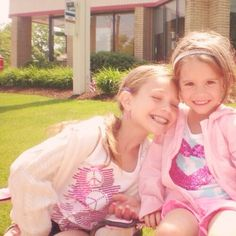 Baby Maddie and Kenzie!