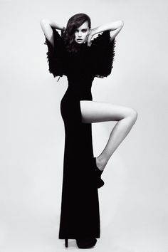 Leg up #stylesaint