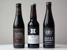 British Beer, Brewing Co, Cornwall, Oysters, Brewery, Beer Bottle, Sally, Rebel, Cinnamon