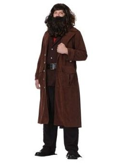 If there is one guy you can always count on its Hagrid! Become the lovable giant from the Harry Potter movies with this exclusive Deluxe Hagrid Adult Costume. Hagrid Costume, Harry Potter Halloween Costumes, Harry Potter Cosplay, Harry Potter Outfits, Couple Halloween Costumes, Adult Costumes, Unique Couples Costumes, Woman Costumes, Pirate Costumes