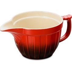 Bowl Edu Guedes Para Preparo 1250ml Vermelho