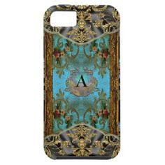 Marrie Chatignon Victorian Elegance iPhone 5 Case