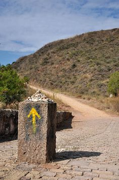 "Camino de Santiago / Way of St James Great movie on this called ""The Way"" with Martin Sheen."
