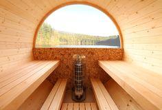 backyard design – Gardening Tips Outdoor Sauna Kits, Outdoor Spa, Outdoor Living, Diy Sauna, Scandinavian Saunas, Sauna Design, Deck Design, Design Design, Building A Sauna