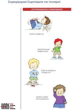 Ο αυτισμός εικονογραφημένος » 8ο Δημοτικό Σχολείο Ελευθερίου-Κορδελιού Autism Help, Apraxia, Kids Corner, Social Skills, Special Education, Language, Comics, Casual Chic, Therapy