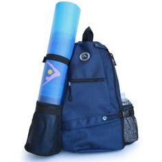 148b764d8714 Aurorae Yoga Multi Purpose Crossbody Sling Back Pack Bag Mat sold  separately     Want