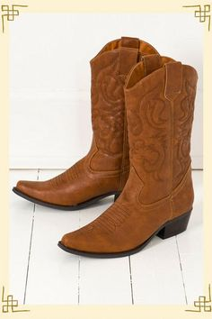 Francescas Cowboy Boots!! So cute! Just got them! Just need a concert to wear them to!!! :)