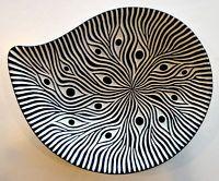 1960's Vintage SCHOLLERT Art Pottery MID-CENTURY Modernist DANISH MODERN / Eames