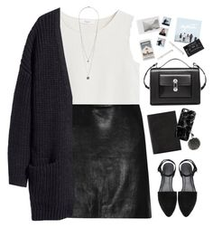 """""""I want the world in my hands."""" by bomlion ❤ liked on Polyvore featuring MANGO, Diane Von Furstenberg, H&M, Balenciaga, Smythson, Casetify, Fendi, Polaroid, women's clothing and women"""