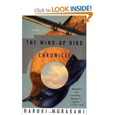 The Wind-Up Bird Chronicle: A Novel  -  Haruki Murakami is amazing.  There is magical realism, but not the deadening stuff of GMM, and there is humor and  mystery, and a bunch of interesting characters... plus: the way Jay Rubin has translated this 600 plus page book, makes it read away, like the plate of spaghetti with which it starts.