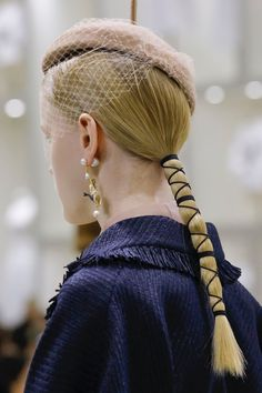 Christian Dior Fall 2018 Couture Collection - Vogue