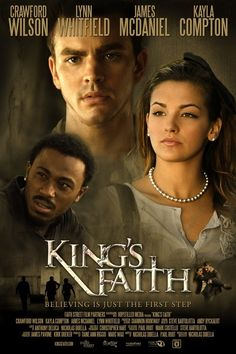 King's Faith (2013) Lynn Whitfield played the role of Vanessa.