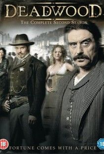 Deadwood (2ª Temporada) - Poster / Capa / Cartaz - Oficial 1