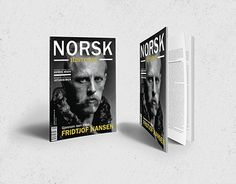 "Check out new work on my @Behance portfolio: ""Norwegian History Magazine"" http://be.net/gallery/53685523/Norwegian-History-Magazine"