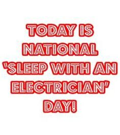 Create your own unique greeting on a Electrician card from Zazzle. Electrician Humor, Pick Up Lines Cheesy, Today Is National, Bartender, Marriage, Funny, Cards, Safety, Romance