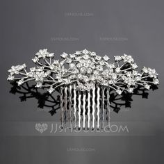 Headpieces - $16.49 - Stylish Alloy Hair Combs (042041718) http://jjshouse.com/Stylish-Alloy-Hair-Combs-042041718-g41718