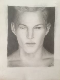 Sebastian Sauve  Pencil on paper