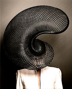 Philip Treacy this is a hat!