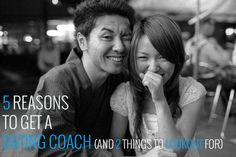 Learn why a dating coach is a great investment for you!