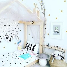 Beautiful child's' room / Une suer be chambre d'enfant