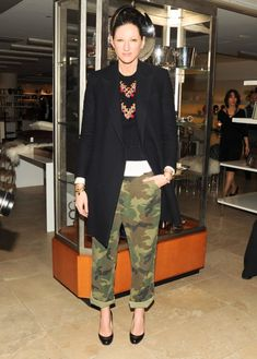 Yes, You Can Wear Camo to the Office (and Everywhere Else, Too)