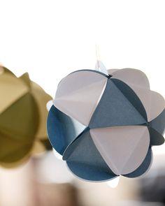 Paper Ornament Balls - Kin Community