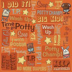 Karen Foster GOTTA GO COLLAGE 12x12 Scrapbooking (2)PCS Paper 99 CENT SALE!
