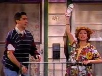 SNL's Cheri Oteri as Rita Delvecchio. You see this? It's mine now!