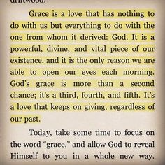 Grace not perfection {via Emily Ley}
