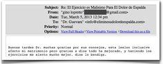 Testimonio 161 - Elimine Su Dolor de Espalda    http://www.eliminesudolordeespalda.com/blog    http://www.youtube.com/user/drjoseguevara