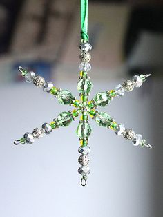 """2 Packs SNOWFLAKE FORM 6/""""  ~ Add Beads ~ Craft Project Dream Catcher 12 wires"""