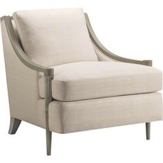 Baker Furniture : Signature Lounge Chair - 6715C : Barbara Barry : Browse Products