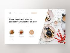 Website Design Strategies To Help You Succeed In Your Business Venture – Web Design Tips Layout Design, Web Layout, Menu Design, Ui Ux Design, Banner Design, Food Web Design, Design Blog, Website Design Inspiration, Daily Inspiration