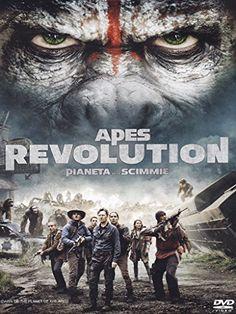 """""""Apes Revolution - Il Pianeta Delle Scimmie"""" DVD"""