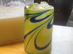 Tucanos Brazilian Lemonade from Food.com: I used to work at Tucanos, and this is the authentic recipe for their signature beverage. Try it as is, or try it with other fruit juices mixed in.