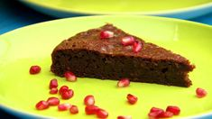Really easy chocolate cake with chilli, salt and tequila from Spice Trip. Sounds intriguing, tastes unbelievable.