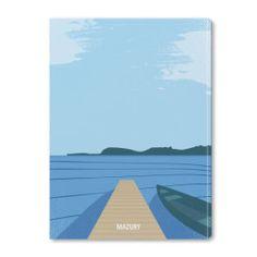 Ilustracja- Mazury