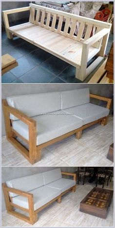 Creative diy projects of old wood pallets recycling diy pallet creations. Handmade Wood Furniture, Pallet Furniture Designs, Pallet Garden Furniture, Pallet Designs, Diy Outdoor Furniture, Diy Furniture Projects, Woodworking Projects Diy, Diy Pallet Projects, Furniture Plans