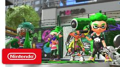 Splatoon 2 - Nintendo Switch Presentation 2017 Trailer - YouTube