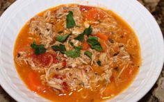 [RECIPE] Caldo de Pollo  This incredibly easy soup will warm you as the temperatures steadily go down