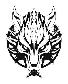 Fenrir Tattoo, Norse Tattoo, Viking Tattoos, Cute Tattoos, Beautiful Tattoos, Body Art Tattoos, Tribal Tattoos, Geometric Tattoos, Tattoo Ink
